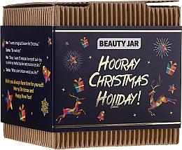 Fragrances, Perfumes, Cosmetics Set - Beauty Jar Hooray Christmas Holiday (scr/130g + soap/90g)