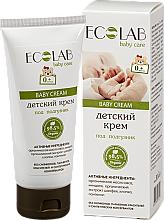 """Fragrances, Perfumes, Cosmetics Baby Cream """"Diaper"""" - ECO Laboratorie Baby Cream"""