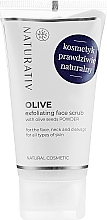 Fragrances, Perfumes, Cosmetics Olive Face Scrub - Naturativ Olive Exfolianting Face Scrub