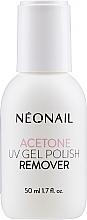 Fragrances, Perfumes, Cosmetics Gel Polish Remover - NeoNail Professional Acetone UV Gel Polish Remover