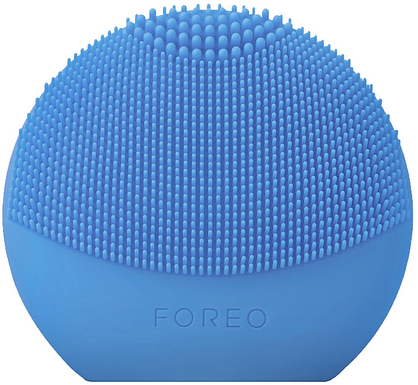 Smart Facial Cleansing Brush - Foreo Luna Fofo Smart Facial Cleansing Brush Aquamarine