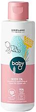 Fragrances, Perfumes, Cosmetics Baby Oil - Oriflame Baby O Body Oil