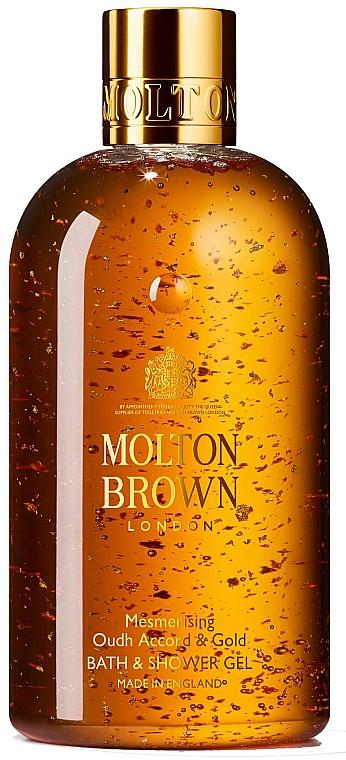 Molton Brown Mesmerising Oudh Accord & Gold - Bath & Shower Gel