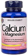"""Fragrances, Perfumes, Cosmetics Food Supplement """"Calcium & Magnesium"""" - Holland & Barrett Calcium & Magnesium"""