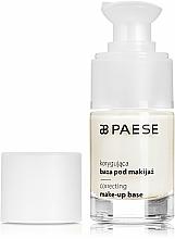 "Fragrances, Perfumes, Cosmetics Makeup Base ""Correcting"" - Paese Correcting Make-Up Base"