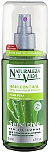 Fragrances, Perfumes, Cosmetics Aloe Vera Hair Spray - Natur Vital Sensitive Hair Control Anti-Frizz & Volume Spray