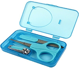 Fragrances, Perfumes, Cosmetics 3-piece Kids Manicure Set 2412 - Donegal Manicure Set