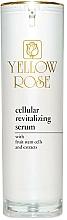 Fragrances, Perfumes, Cosmetics Cellular Revitalizing Serum with Fruit Stem Cells - Yellow Rose Cellular Revitalizing Serum