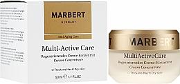Fragrances, Perfumes, Cosmetics Regenerating Cream Concentrate - Marbert Anti-Aging Care MultiActive Care Regenerating Cream Concentrate