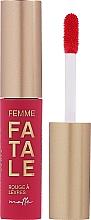 Fragrances, Perfumes, Cosmetics Liquid Matte Lipstick - Vivienne Sabo Femme Fatale Rouge a Levres Matte