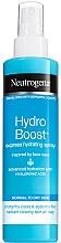 Fragrances, Perfumes, Cosmetics Moisturizing Body Spray - Neutrogena Hydro Boost Express Hydrating Spray