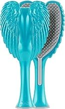 Fragrances, Perfumes, Cosmetics Hair Brush - Tangle Angel 2.0 Detangling Brush Turquoise