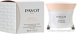 Fragrances, Perfumes, Cosmetics Anti-Redness Anti-Stress Soothing Rich Care - Payot Creme №2 Cachemire