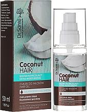 "Fragrances, Perfumes, Cosmetics Hair Oil ""Nourishing & Shine"" - Dr. Sante Coconut Hair"