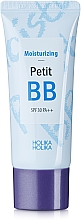 Fragrances, Perfumes, Cosmetics Moisturizing BB Cream - Holika Holika Moisturizing Petit BB Cream