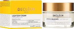 Fragrances, Perfumes, Cosmetics Moisturizing Face Cream - Decleor Light Day Cream Lavender Fine Firming Anti-Age