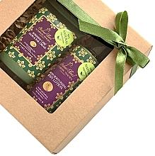 Fragrances, Perfumes, Cosmetics Set - Sabai Thai Rice Milk (h/cr/100ml + b/lot/200ml)