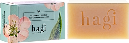 Fragrances, Perfumes, Cosmetics Natural Soap with Field Horsetail Extract - Hagi Soap