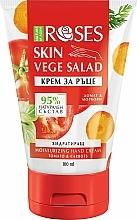 Fragrances, Perfumes, Cosmetics Carrot & Tomato Hand Cream - Nature of Agiva Roses Vege Salad Moisturizing Hand Cream
