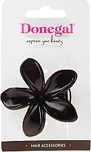 Fragrances, Perfumes, Cosmetics Hair Clip, black, FA-5831 - Donegal