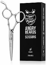 Fragrances, Perfumes, Cosmetics Hair Scissors - Angry Beards Scissors Edward