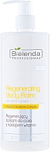 Fragrances, Perfumes, Cosmetics Regenerating Body Balm with Vitamin Cocktail - Bielenda Professional Body Program Regenerating Body Balm