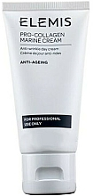 "Fragrances, Perfumes, Cosmetics Face Cream ""Marine"" - Elemis Pro-Collagen Marine Cream For Professional Use Only"