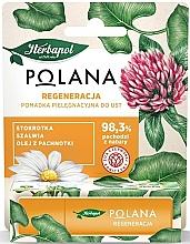Fragrances, Perfumes, Cosmetics Regenerating Lip Balm - Polana