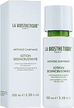 Fragrances, Perfumes, Cosmetics Deep Cleansing Lotion for Oily Skin - La Biosthetique Methode Clarifiante Lotion Désincrustante