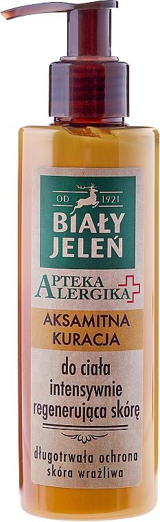 Velvet Cream Care for Body - Bialy Jelen Apteka Alergika Cream-Care For Body