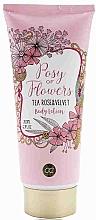 Fragrances, Perfumes, Cosmetics Body Milk - Accentra Posy of Flowers Tea Rose Velvet Body Lotion