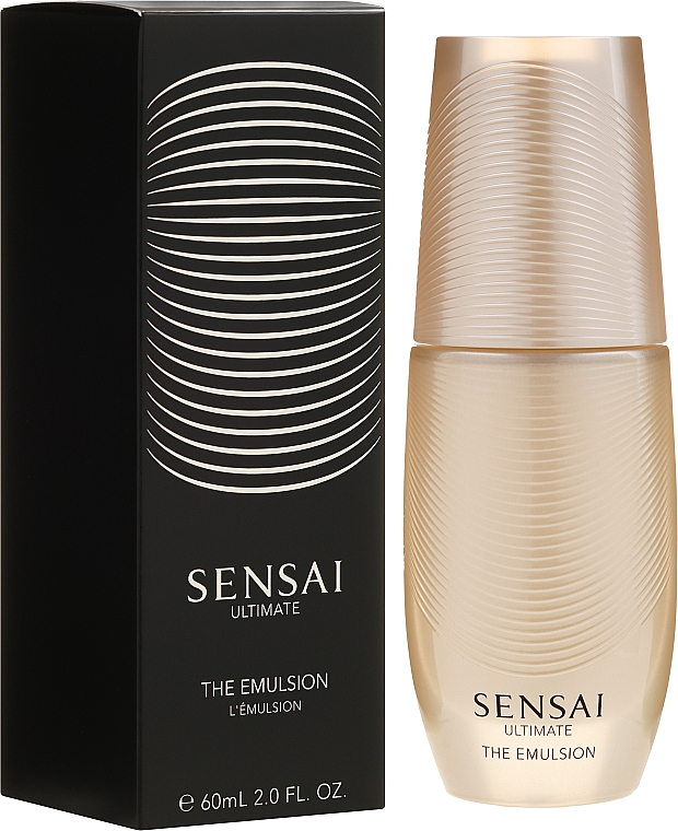Rejuvenating Face Emulsion - Kanebo Sensai Ultimate The Emulsion