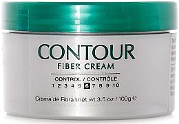Fragrances, Perfumes, Cosmetics Fiber Cream Cream Wax - Lanza Healing Style Contour Fiber Cream
