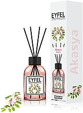 "Fragrances, Perfumes, Cosmetics Reed Diffuser ""Acacia"" - Eyfel Perfume Reed Diffuser Acacia"
