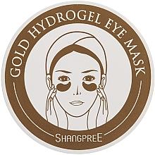 Fragrances, Perfumes, Cosmetics Hydrogel Eye Compress Mask - Shangpree Gold Hydrogel Eye Mask