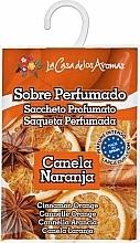 """Fragrances, Perfumes, Cosmetics Scented Sachet """"Orange and Cinnamon"""" - La Casa de Los Aromas Scented Sachet"""