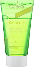 Fragrances, Perfumes, Cosmetics Facial Washing Gel - Noreva Actipur Dermo Cleansing Gel