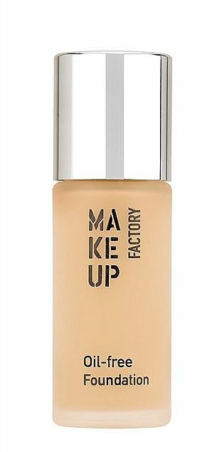 Foundation - Make Up Factory Oil Free Foundation