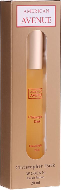 Christopher Dark American Avenue - Eau de Parfum (mini size)