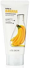 Fragrances, Perfumes, Cosmetics Cleansing Banana Foam - It's Skin Have a Banana Cleansing Foam