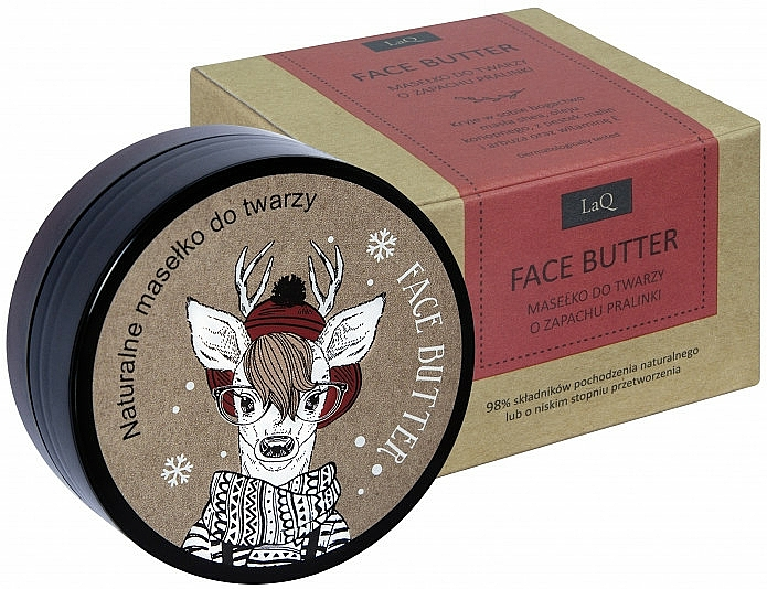Set - LaQ Praline Gift Set (sh/gel/300ml + f/mousse/100ml + f/butter/50ml) — photo N4