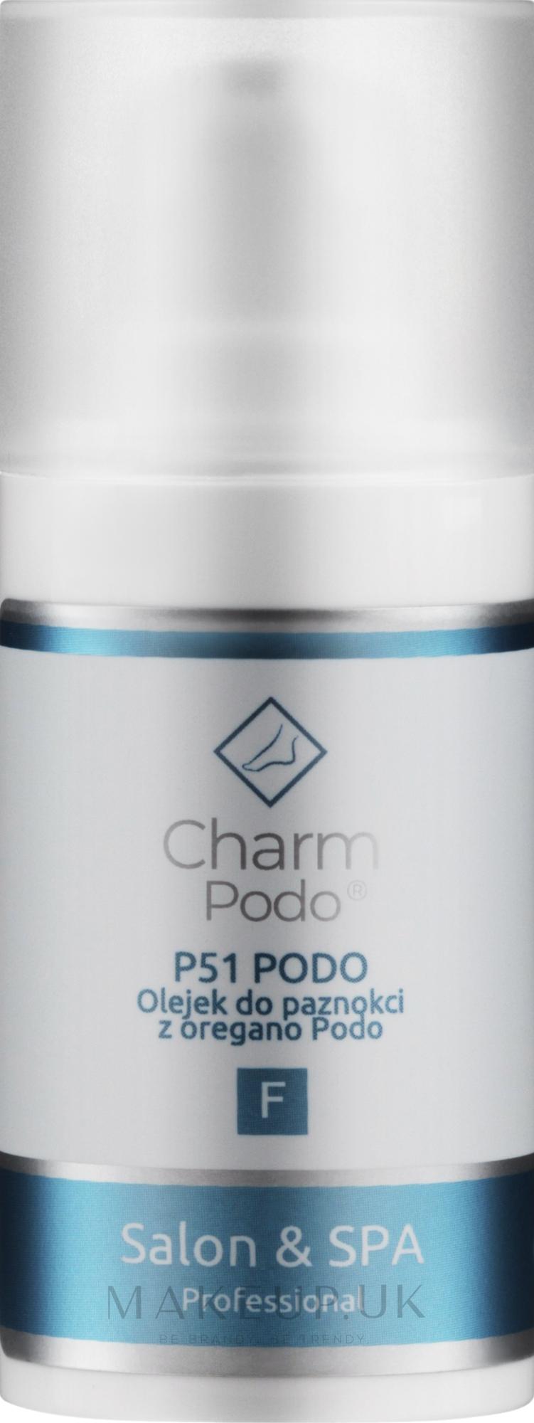 Oregano Nail Oil - Charmine Rose Charm Podo P51 — photo 15 ml