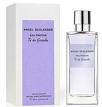 Fragrances, Perfumes, Cosmetics Angel Schlesser Eau Fraiche Te de Grosella - Eau de Toilette