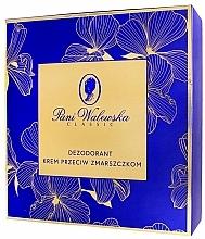 Fragrances, Perfumes, Cosmetics Set - Pani Walewska Classic (f/cr/50ml + deo/75ml)