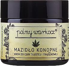 "Fragrances, Perfumes, Cosmetics Liniment ""Hemp"" - Polny Warkocz"