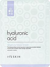 Fragrances, Perfumes, Cosmetics Moisturizing Hyaluronic Acid Sheet Mask - It's Skin Hyaluronic Acid Moisture Mask Sheet