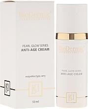 Fragrances, Perfumes, Cosmetics Anti-Aging Face Cream - BioDermic Pearl Glow Anti-Age Cream