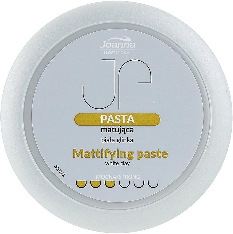 Mattifying Styling White Clay Paste - Joanna Professiona Mattifying Paste
