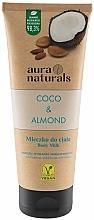 Fragrances, Perfumes, Cosmetics Coconut & Almond Body Milk - Aura Naturals Coco & Almond Body Milk