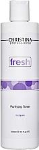 Fragrances, Perfumes, Cosmetics Purifying Lavender Toner for Dry Skin - Christina Purifying Toner for dry skin with Lavender